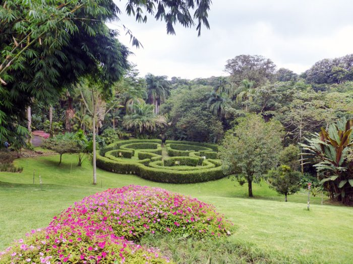 Else Kientzler Botanical Gardens Sarch Costa Rica Walking Directions From Town Over60nomad