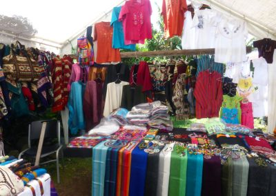 Boquete Tuesday Market: local clothing