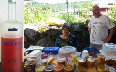 Boquete Panama – Tuesday Market Bliss