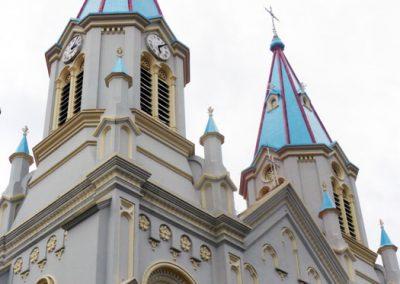 Iglesia de San Alfonso; Cuenca Ecuador