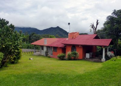 Finca dos Jefes: house of the jefes