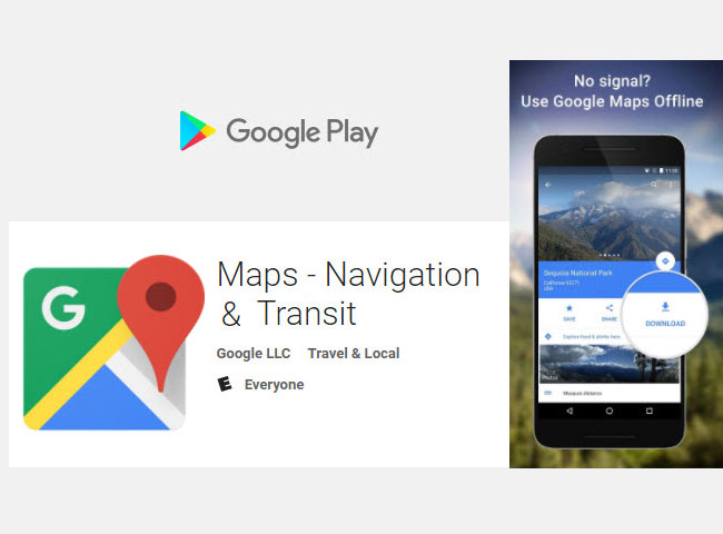 Why Offline Google Maps is My Travel Lifeline • Perfect for budget on