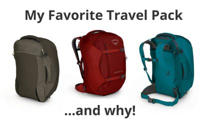 Is a Travel Pack Convertible Bag Right for You?