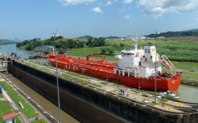 Panama Canal – Miraflores Locks