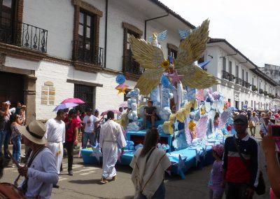 Fiesta de Reyes: Arch-angel Gabriel