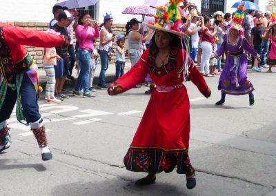 Fiesta de Reyes: Great hat!