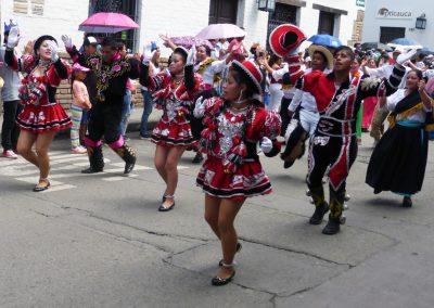 Fiesta de Reyes: looking somewhat Spanish