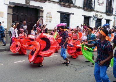 Fiesta de Reyes: Twirl those skirts!