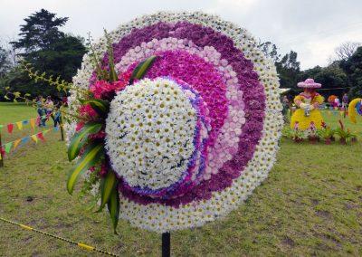 Volcan Flower Festival: hat